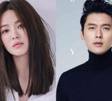 Song Hye Kyo and Hyun Bin Dating Rumors