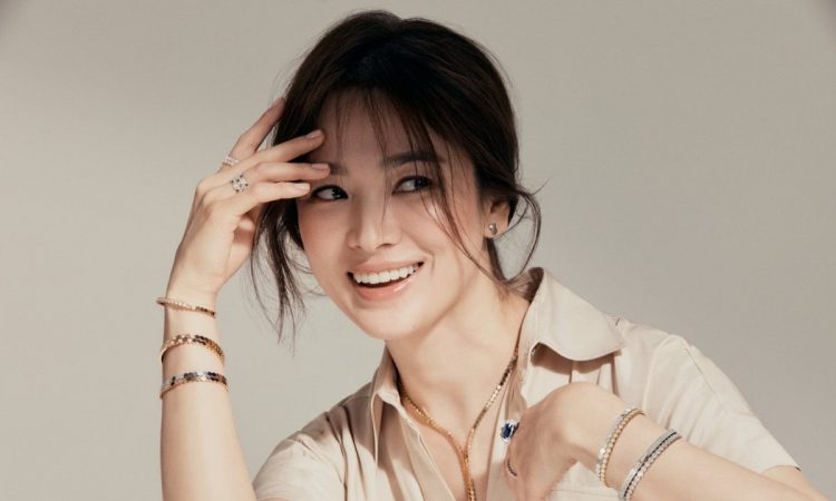 Song Hye Kyo for Chaumet