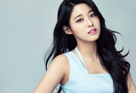 Netizens want AOA's Seolhyun to leave drama