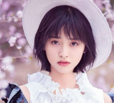 Chinese Actress Shen Yue Profile and TV shows