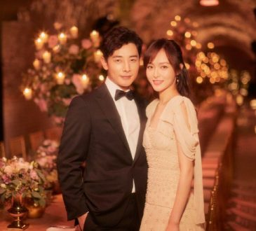 Tiffany Tang and Luo Jin